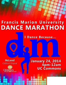 FMU Dance Marathon Flyer (1)