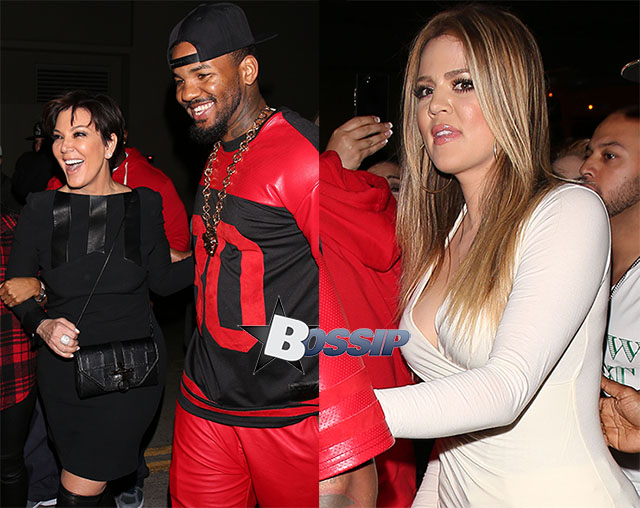 the game kris khloe