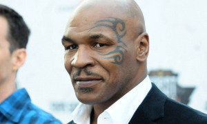 Intruder Broke Into Mike Tyson's Hotel Room While He Was Sleeping (thumbnail)